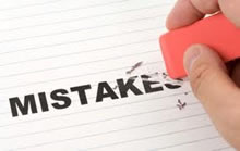 7 mistakes