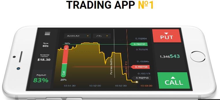 BinaryCent-Trading-app