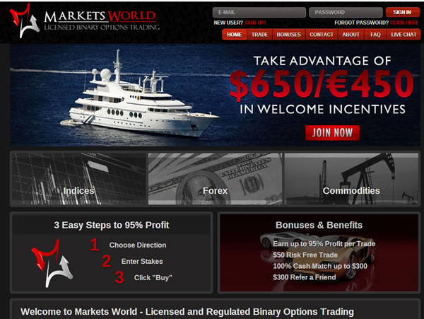 Free Demo Account Available - Bonuses If You Do Decide To Deposit